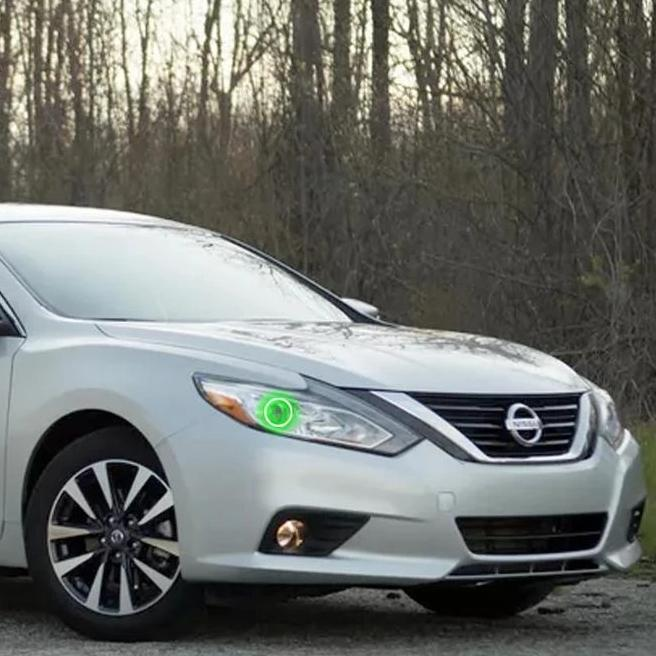 2016-2018 Nissan Altima Color-Chasing Halo Kit