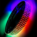 Color-Chasing RGB LED Wheel Lights Kit (Flow Series) LED headlight kit AutoLEDTech Colorwerkz Oracle Lighting Trendz Flow Series Flashtech RGBHaloKits LED Concepts