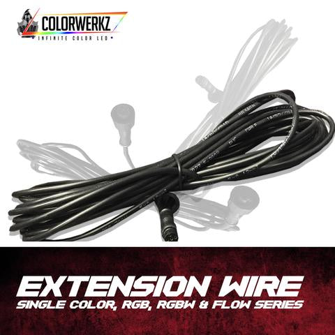Underbody & Wheel Lighting Extension Wire LED headlight kit  AutoLEDTech Colorwerkz Oracle Starry Night Flashtech