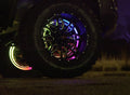 Color-Chasing Wheel Ring LED Lights Kit (Flow Series) LED headlight kit  AutoLEDTech Colorwerkz Oracle Starry Night Flashtech
