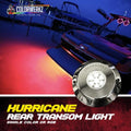 Hurricane Rear Transom Color-Changing LED Marine Light (RGB) LED headlight kit  AutoLEDTech Colorwerkz Oracle Starry Night Flashtech