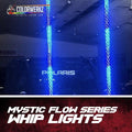 Flow Series Color-Chasing LED Flexible Whip Light LED headlight kit AutoLEDTech Colorwerkz Oracle Lighting Trendz Flow Series Flashtech RGBHaloKits LED Concepts