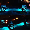 Color-Changing Wheel Rings LED Lights Kit (RGB) LED headlight kit  AutoLEDTech Colorwerkz Oracle Starry Night Flashtech