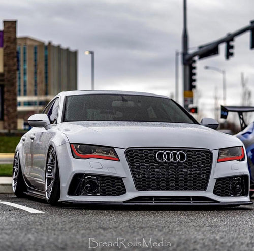 2012-2015 Audi A7/S7/RS7 RGBW Color-Chasing DRL Tube Kit