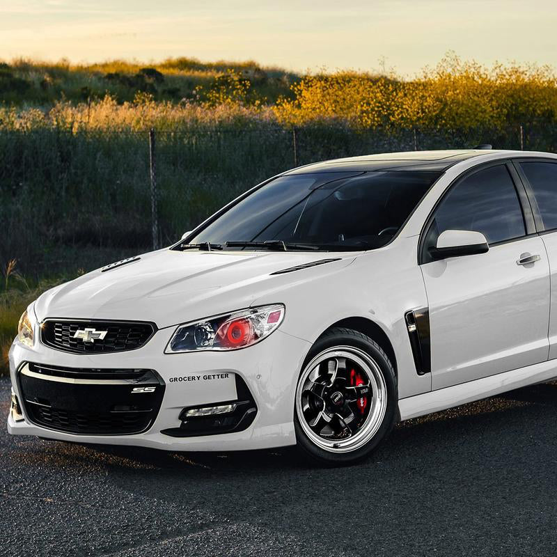 2013-2017 Chevrolet SS Color-Chasing Halo Kit