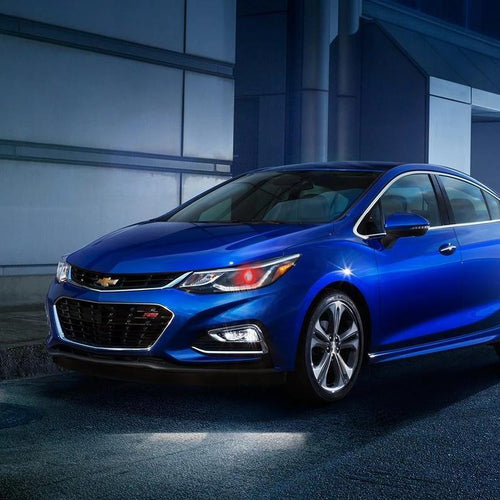 2016-2020 Chevrolet Cruze Color-Chasing Halo Kit
