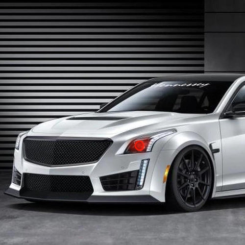 2015-2020 Cadillac CTS CTS-V Color-Chasing Halo Kit