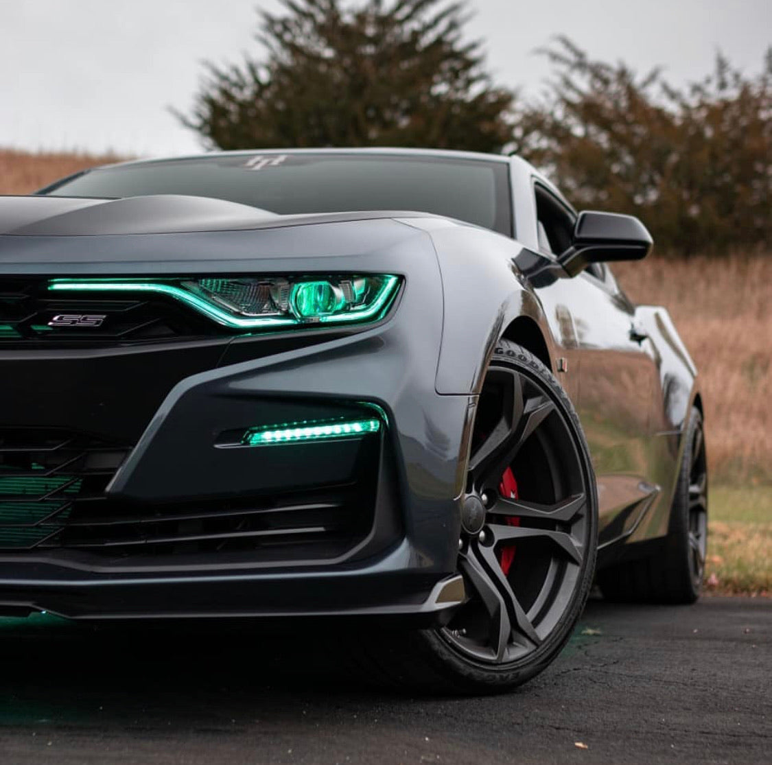 20192020 chevrolet camaro rs ss rgbw a led drl boards