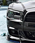 2011-2014 Dodge Charger Color-Chasing Halo Kit