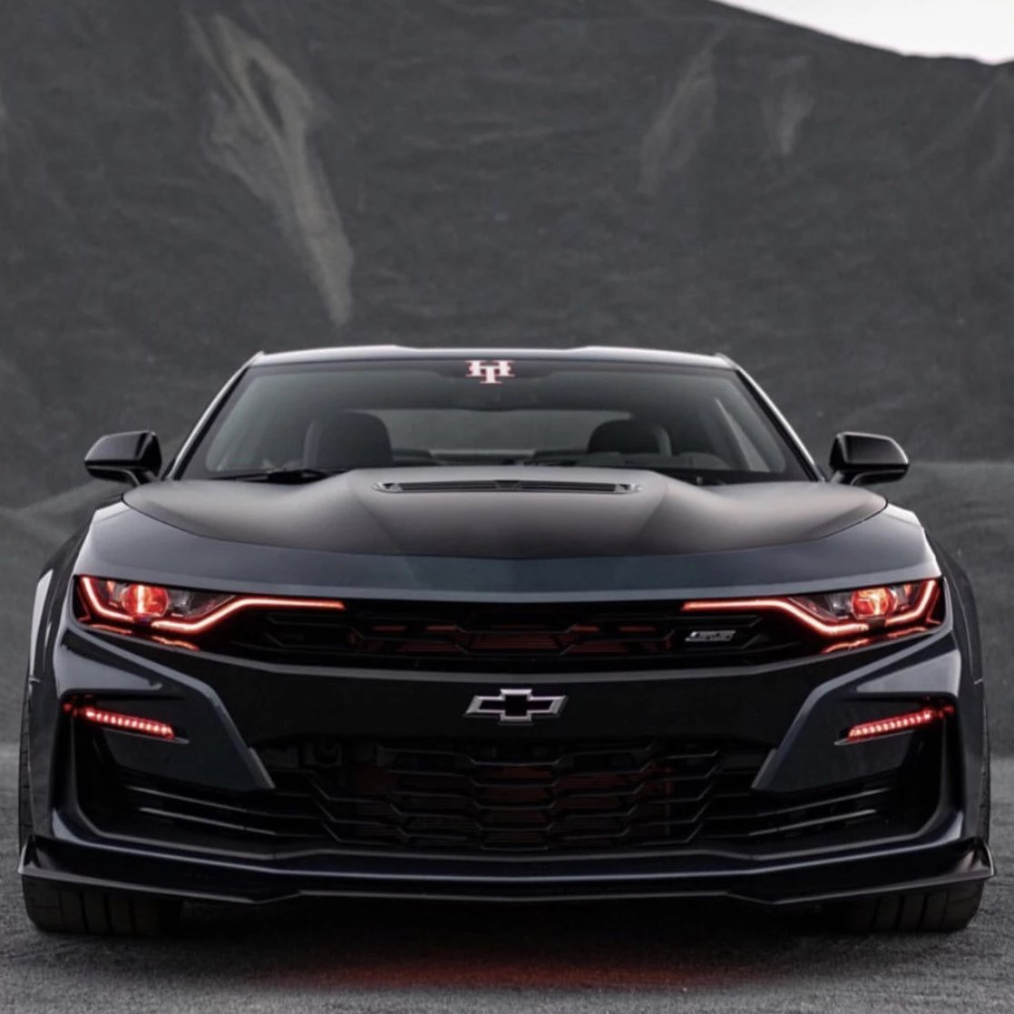 2019 2021 Chevrolet Camaro Rs Ss Rgbw A Led Drl Boards Autoledtech Com