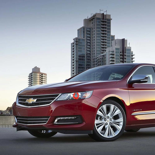 2014-2020 Chevrolet Impala Color-Chasing Halo Kit