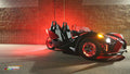 Polaris Slingshot Color-Chasing Wheel Lights Kit (Flow Series) LED headlight kit  AutoLEDTech Colorwerkz Oracle Starry Night Flashtech