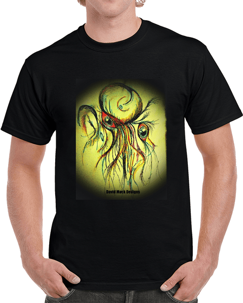 The Eye Of The Octopi T Shirt - ozaukee-talent-online-payment-center