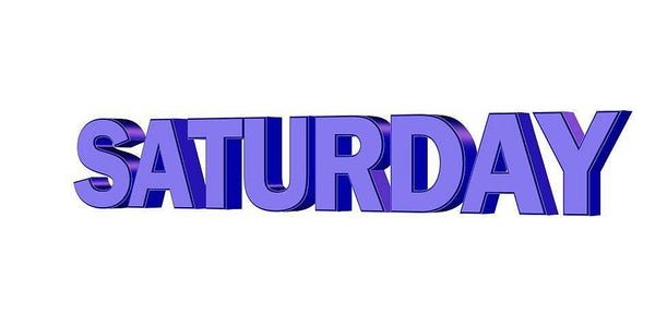 Saturday:  Private Lesson Slots