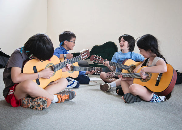 Fall Semester!  FUN Group Guitar Lessons Wednesdays 4:30 to 5:30 $50/mo. - Ozaukee Talent Online Payment Center
