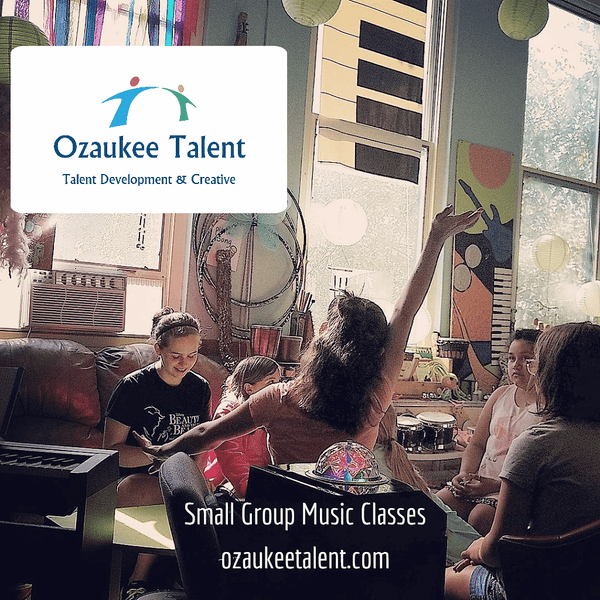 Economical After School Small Group Music Classes (WINTER/SPRING 2018) - Ozaukee Talent Online Payment Center
