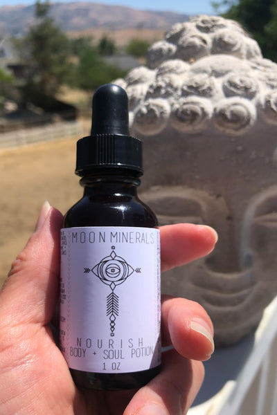nourish body + soul potion