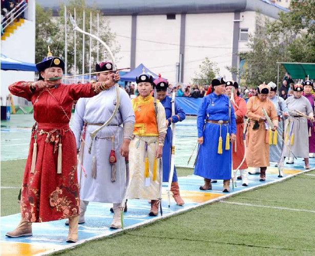 Insight into National Naadam Festival of Mongolia