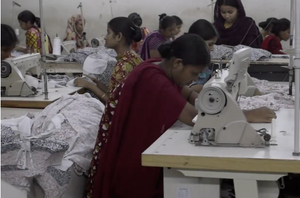 The True cost, documentary about fast fashion industry