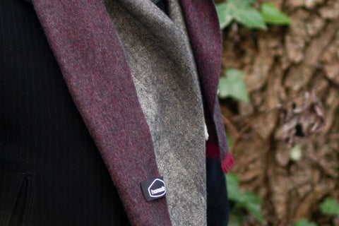 Cashmere scarf for men - Homadic