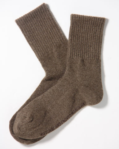 Yak wool socks - Homadic