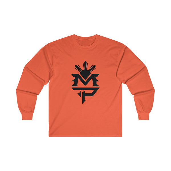 Pacquiao MP Logo Ultra Cotton Long Sleeve Tee