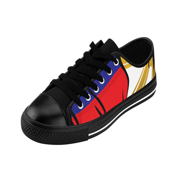 Team Pacquiao Fist Sneakers
