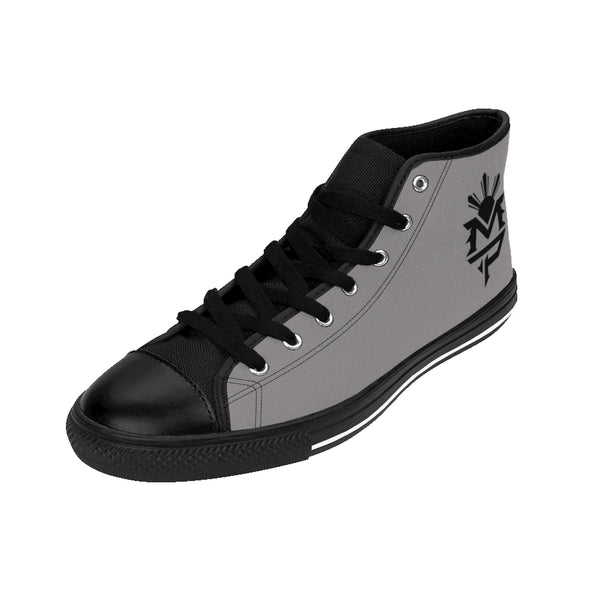 MP High-top Sneakers (Gray)