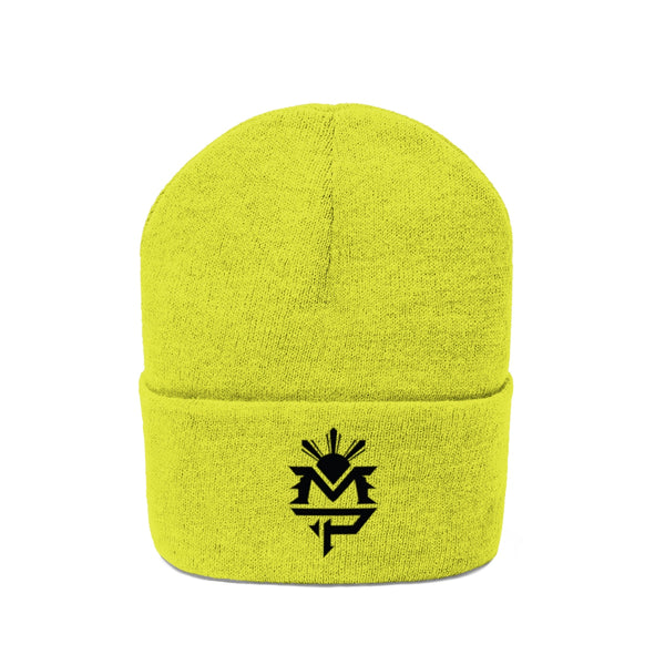 MP Logo Knit Beanie