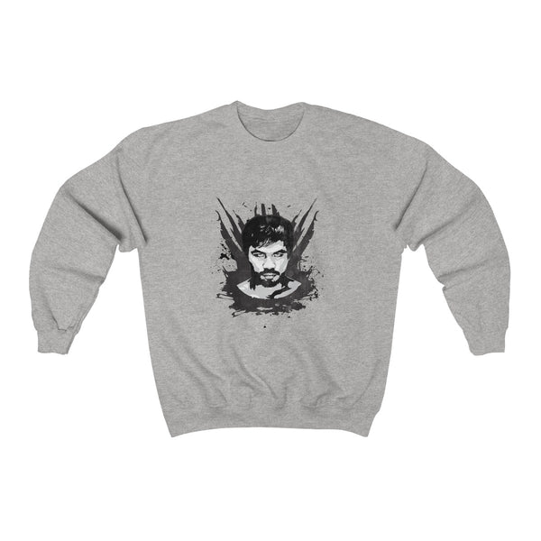 Weathered Crewneck Sweatshirt