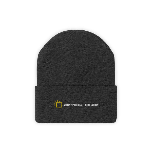 Manny Pacquiao Foundation Beanie