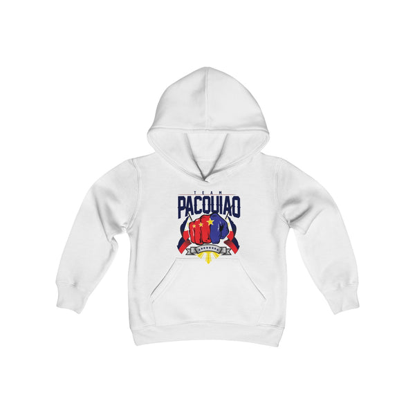 Team Pac Flag Youth Hoodie