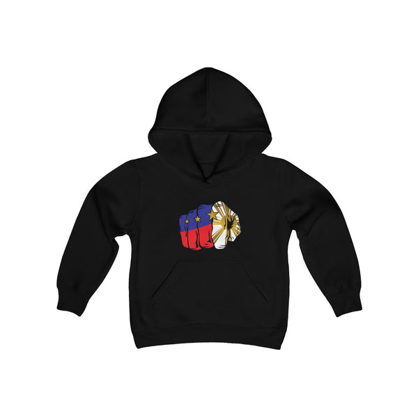 Pac Fist Youth Heavy Blend Hooded Sweatshirt