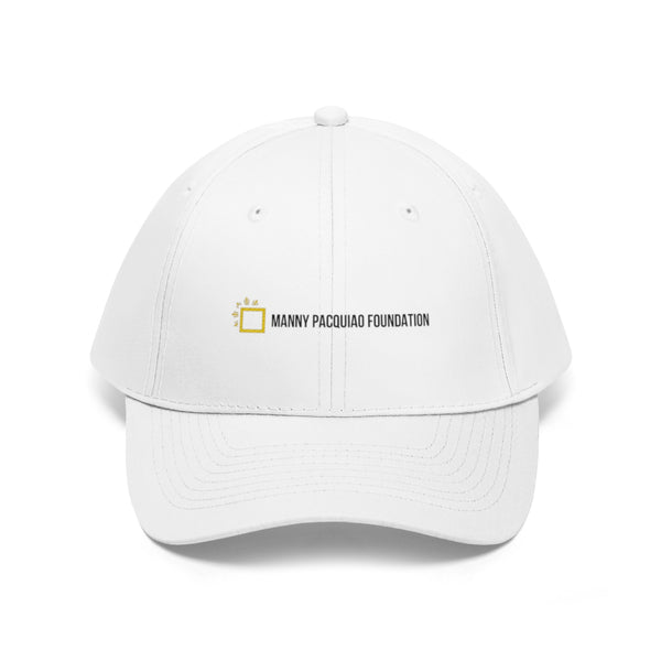 Pacquiao Foundation Hat
