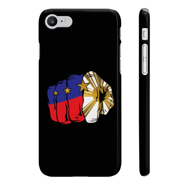 Fist Slim Phone Cases