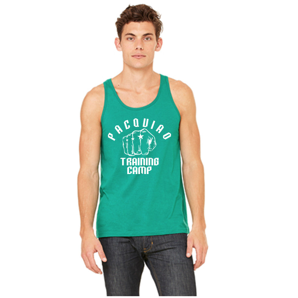Training Camp Tank Top- Green