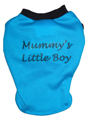 Mummy's  Little Boy singlet
