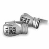 Licensed <b>Muhammad Ali™</b> Boxing Glove Cufflinks with Signature and Inspirational Quote - Choose Your Ali Quote