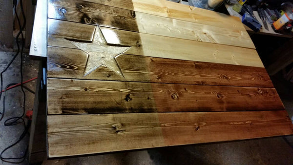 Texas Flag The Rustic Company