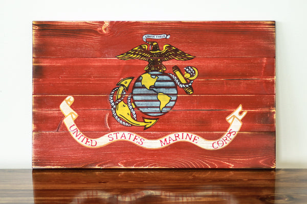 Marine Corps Barracks flag