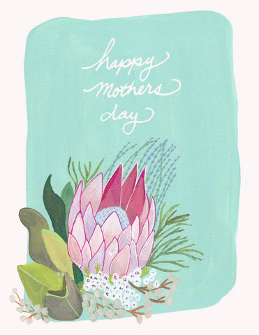Happy Mother's Day Protea