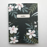 Midnight Jungle Mini Notebook