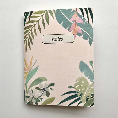 Sunset Veranda Mini Notebook