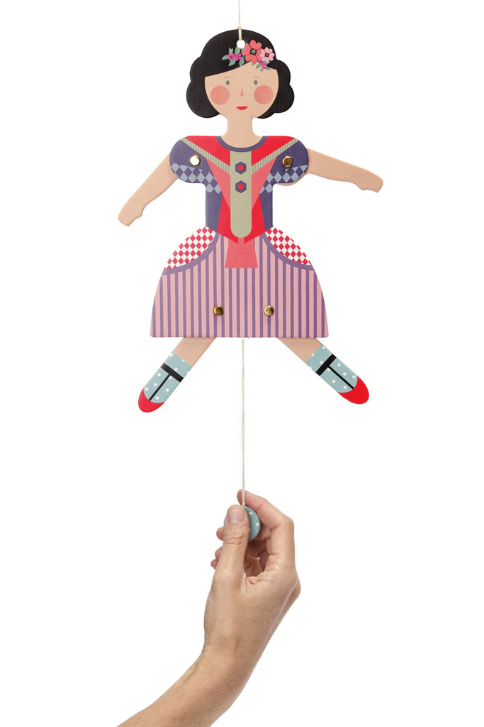 Dancer Marionettes