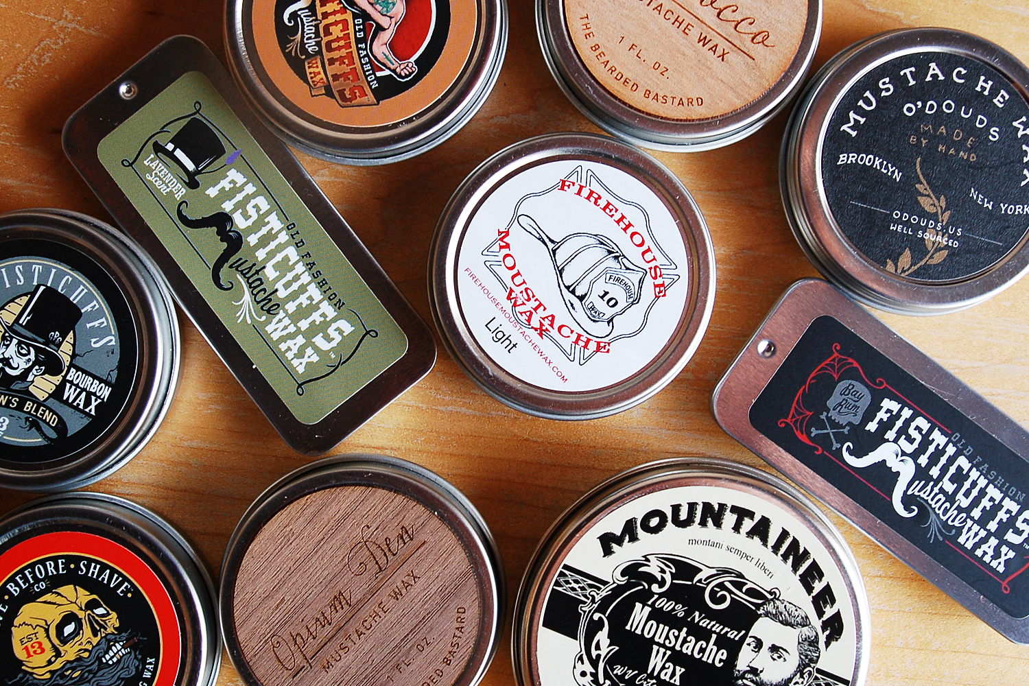 Best Mustache Wax For Summer