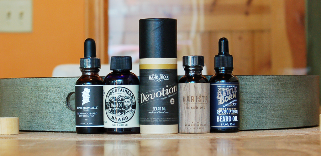 Best Beard Oils For Fall