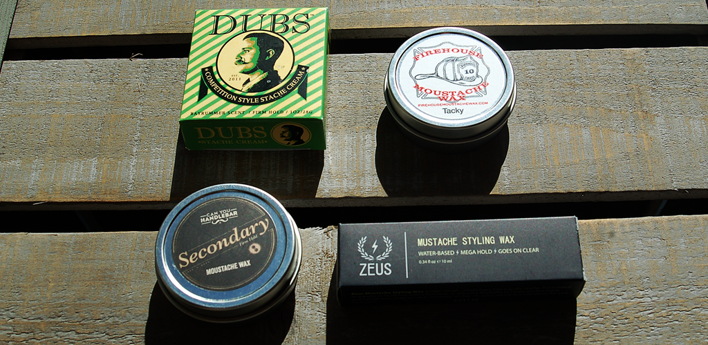 Best Mustache Wax For a Handlebar Mustache