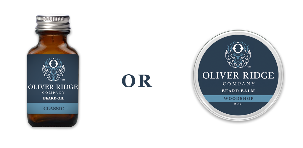 Beard Oil or Beard Balm?