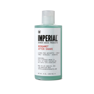 Imperial Barber Bergamot Aftershave