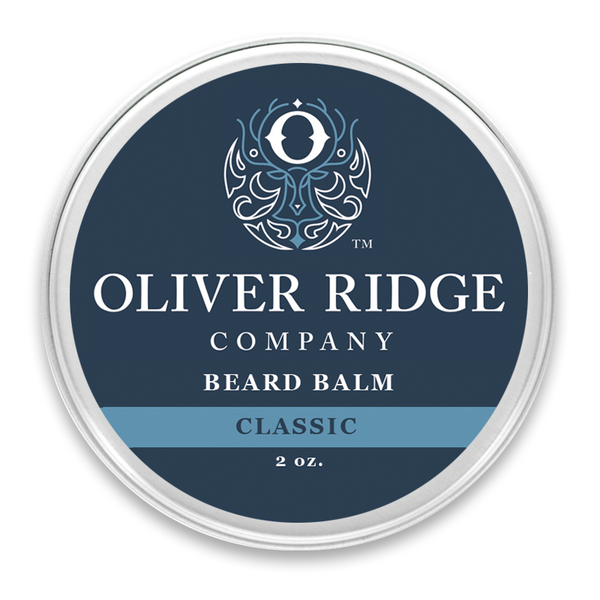 Oliver Ridge Company Classic (Unscented) Beard Balm